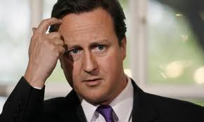 David Cameron Listening