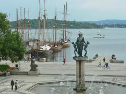 Oslo City Hall Pipervika View