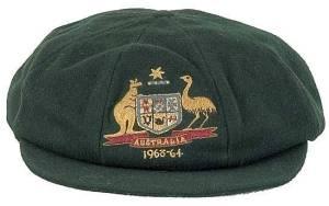 Baggy green cap